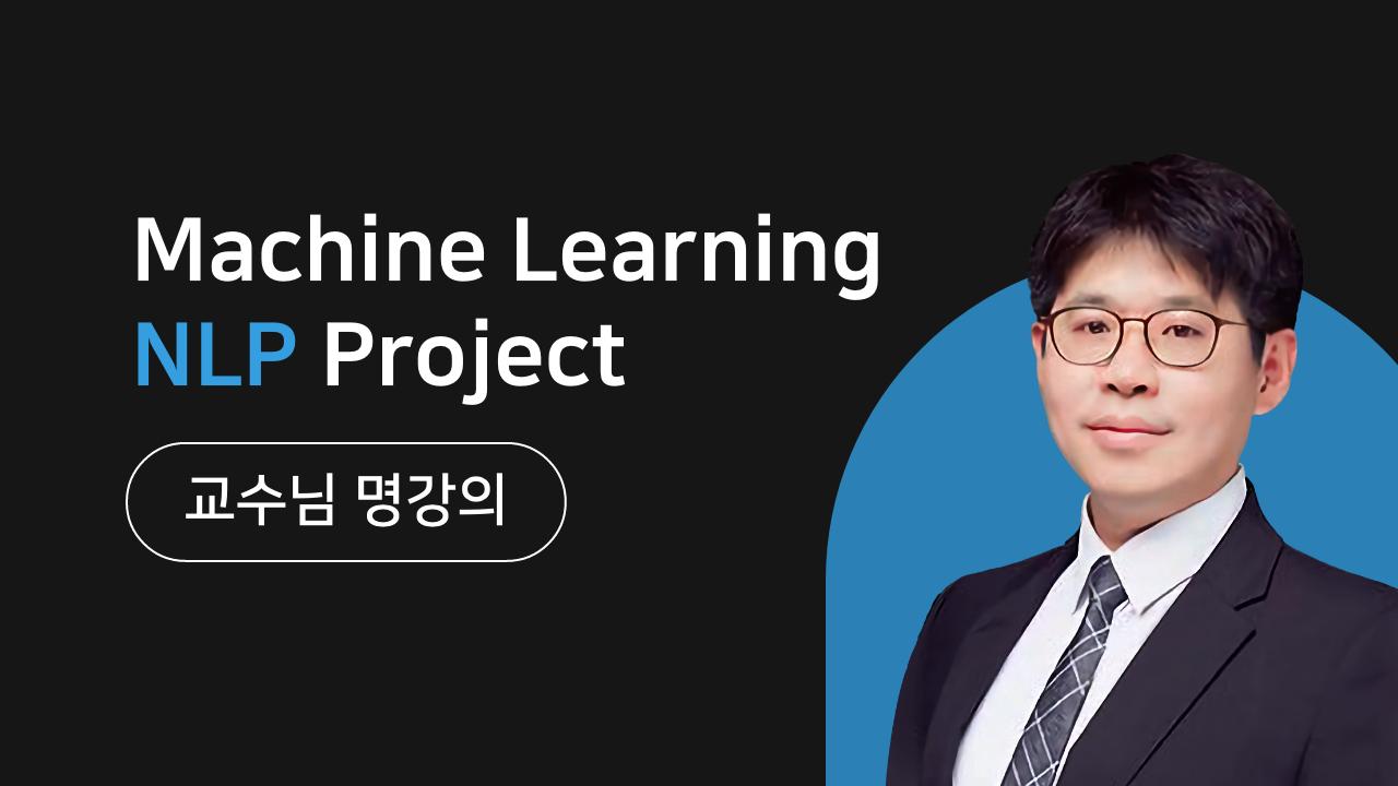 딥러닝 프로젝트 - NLP